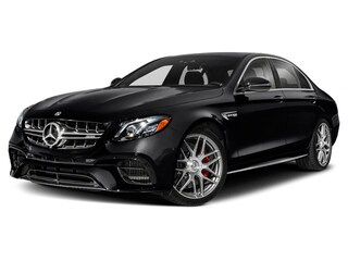 2019 Mercedes-Benz AMG E 63 S 4MATIC Sedan Ann Arbor MI