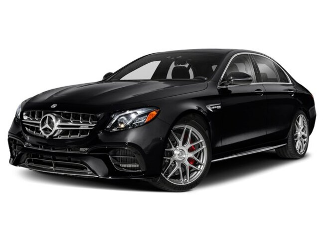 New 2019 Mercedes-Benz AMG E 63 S Sedan E-Class SEDAN in Hanover, MA