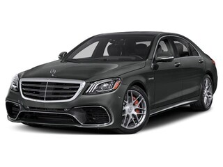 2019 Mercedes-Benz AMG S 63 4MATIC Sedan For Sale In Fort Wayne, IN