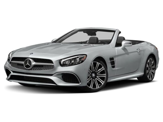 New 2019 Mercedes-Benz SL 450 Roadster for sale in Natick MA