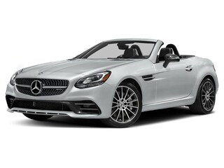 New 2019 Mercedes-Benz AMG SLC 43 Roadster for sale in McKinney, TX