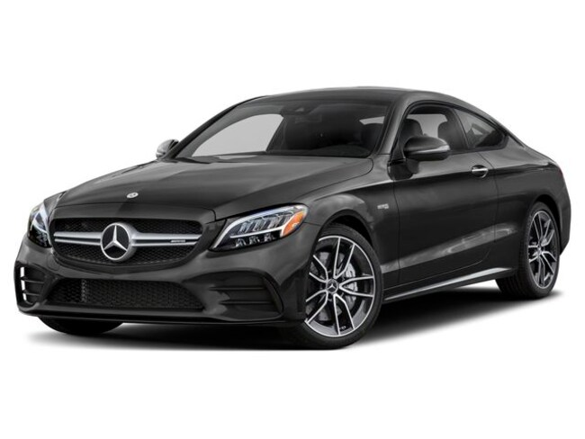 New 2019 Mercedes-Benz AMG C 43 4MATIC Coupe Burlington, Vermont