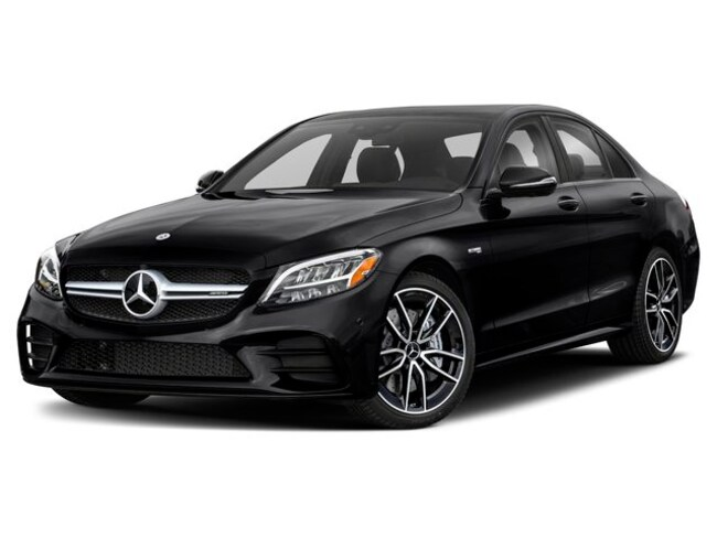 2019 Mercedes-Benz C-Class AMG C 43 AWD AMG C 43 4MATIC  Sedan