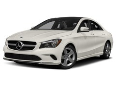 New 2019 Mercedes-Benz CLA 250 4MATIC Coupe Boston