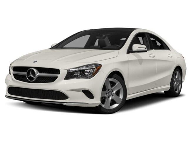 New 2019 Mercedes-Benz CLA 250 4MATIC Coupe Burlington, Vermont