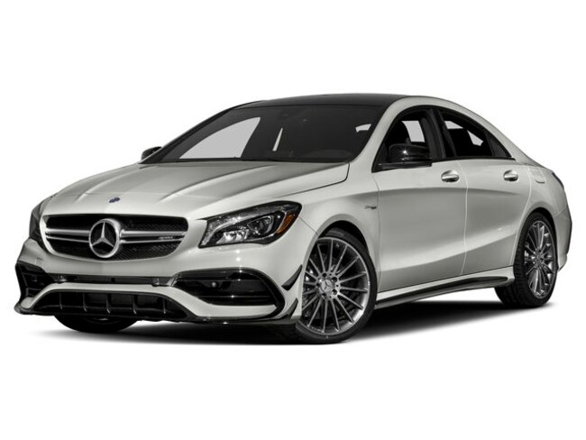 2019 Mercedes-Benz AMG CLA 45 Coupe 4MATIC COUPE