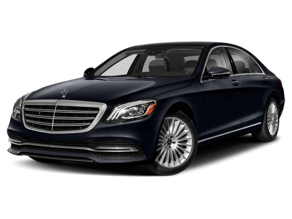 2019 Pre-Owned Mercedes-Benz S-Class Sedan S 560 For Sale at Park Place  Dealerships | P23880