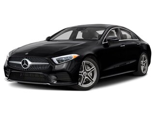 new 2019 Mercedes-Benz CLS 450 4MATIC Coupe near boston