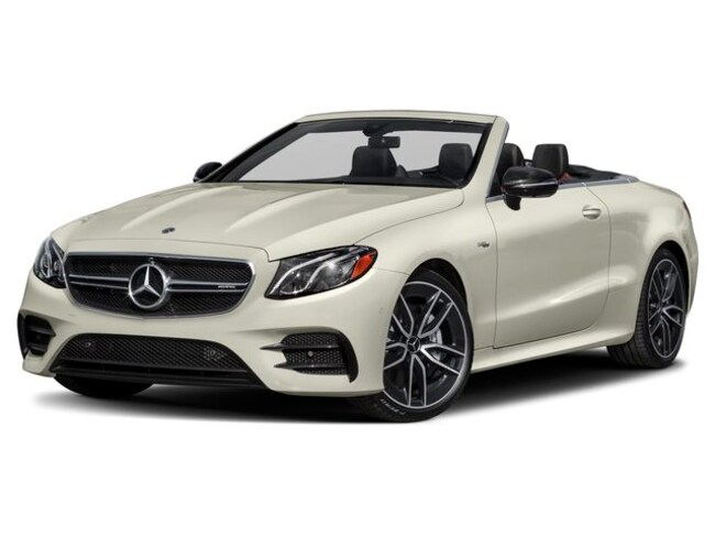 New 2019 Mercedes-Benz AMG E 53 Convertible In San Francisco Bay Area