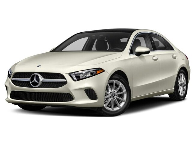 New 2019 Mercedes-Benz A-Class A 220 4MATIC Sedan in Boston