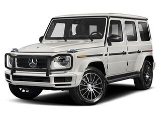 2019 Mercedes-Benz G-Class G 550 All-Wheel Drive AWD G 550 4MATIC  SUV