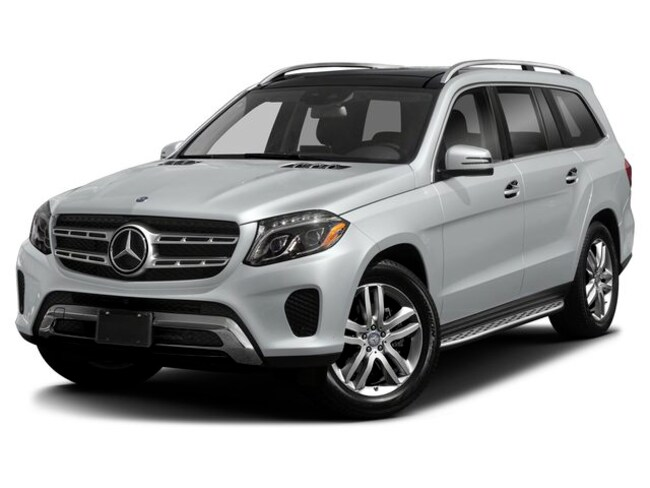 2019 Mercedes-Benz GLS 450 4MATIC SUV