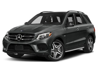 New 2019 Mercedes-Benz AMG GLE 43 4MATIC SUV near Burlington, Vermont