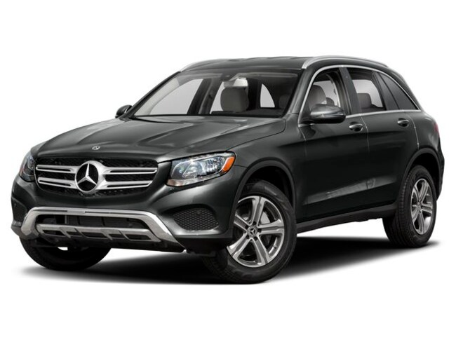 New 2019 Mercedes-Benz GLC 300 4MATIC SUV Near Natick