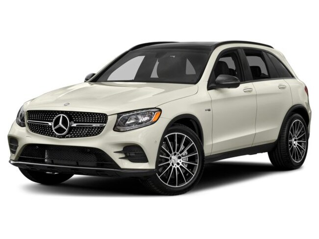 2019 Mercedes-Benz AMG GLC 43 SUV 4MATIC SUV