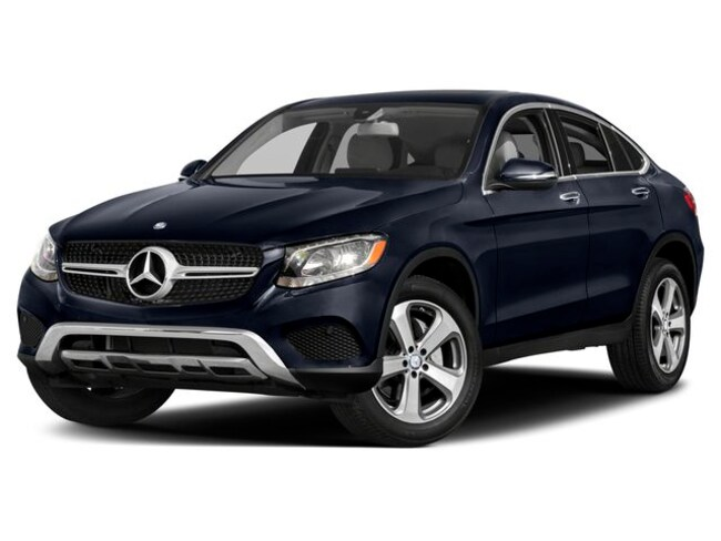 New 2019 Mercedes-Benz AMG GLC 43 4MATIC COUPE in Scarborough, ME