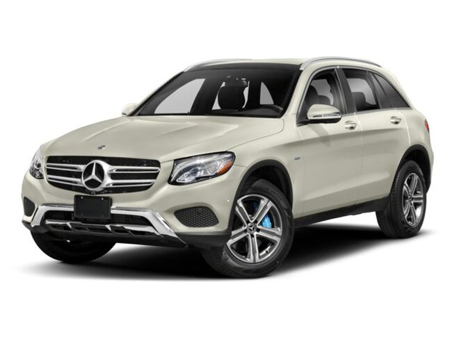 New 2019 Mercedes-Benz GLC 350e 4MATIC SUV Burlington, Vermont