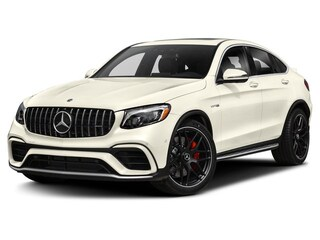 2019 Mercedes-Benz AMG GLC 63 S Coupe S 4MATIC COUPE