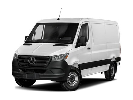 2019 Mercedes-Benz Sprinter 2500 Standard Roof V6 Van Cargo Van
