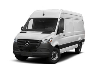 2019 Mercedes-Benz Sprinter Cargo Van 2500 High Roof I4 170 RWD Van