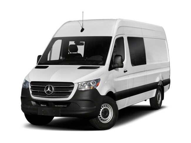 New 2019 Mercedes-Benz Sprinter 2500 High Roof V6 Van Crew Van Lynnfield