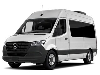 New 2019 Mercedes-Benz Sprinter 2500 High Roof V6 Van Passenger Van for Sale in State College, PA, at Mercedes-Benz of State College
