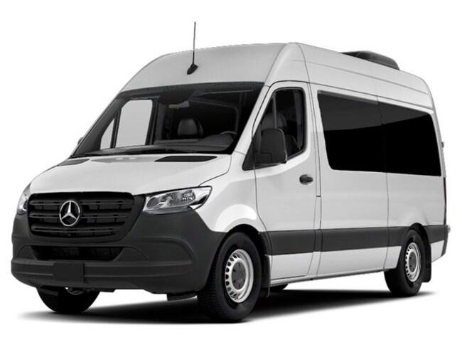 2019 Mercedes-Benz Sprinter Passenger Van 2500 High Roof V6 144 RWD