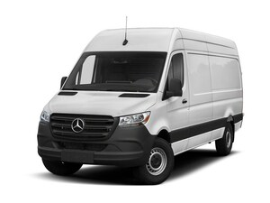 2019 Mercedes-Benz Sprinter Cargo Van 2500 High Roof V6 170 4WD Van
