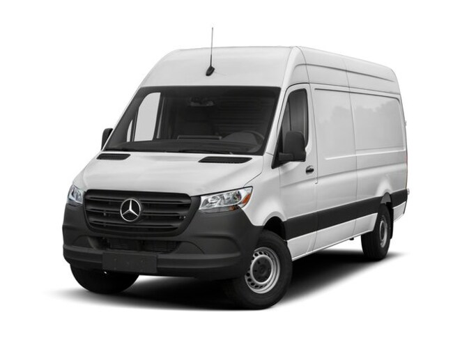 New 2019 Mercedes-Benz Sprinter 2500 High Roof V6 CARGO VAN in Hanover, MA