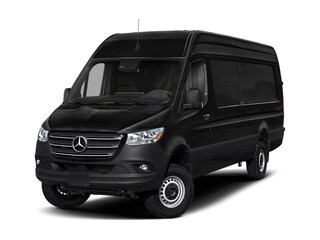 new 2019 Mercedes-Benz Sprinter 4x4 Cargo Van near boston