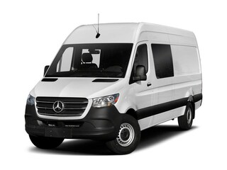 2019 Mercedes-Benz Sprinter 2500 High Roof Van Crew Van