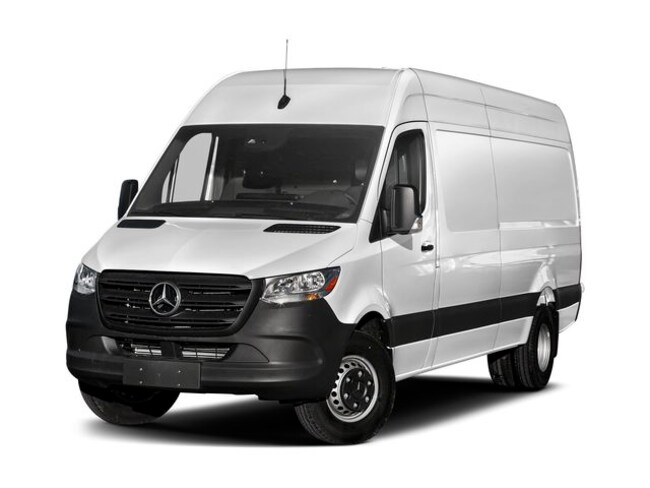 2019 Mercedes-Benz Sprinter 4500 High Roof V6 Van Cargo Van