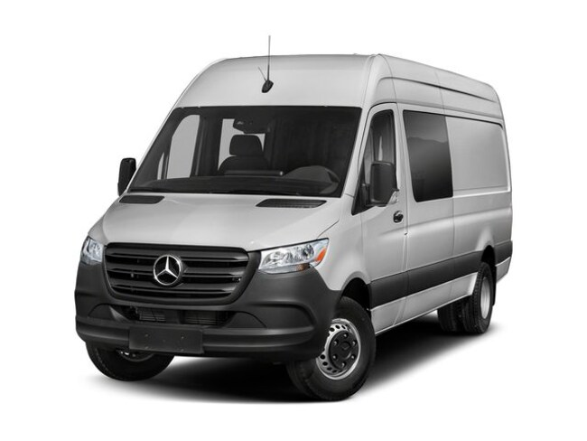 2019 Mercedes-Benz Sprinter Crew Van Boston