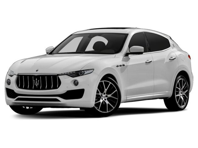 New 2019 Maserati Levante S GranSport SUV for sale in Atlanta
