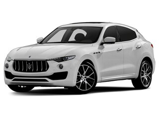 New 2019 Maserati Levante Trofeo SUV for sale near you in Millbury, MA