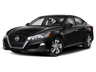 2019 Nissan Altima 2.0 Edition ONE Sedan