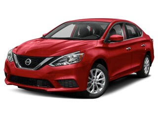 New 2019 Nissan Sentra S Sedan for sale in Manhattan, KS at Briggs Manhattan