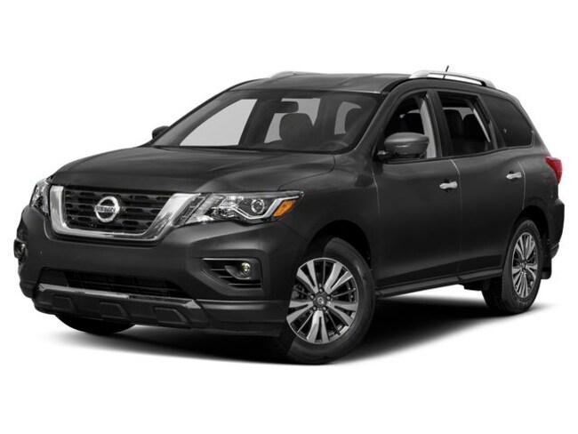 New 2019 Nissan Pathfinder SV SUV in Newport News, VA