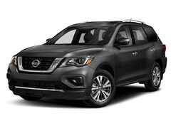 New 2019 Nissan Pathfinder SUV 5N1DR2MM1KC578167 in Valley Stream, NY