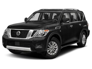 2019 Nissan Armada SV SUV
