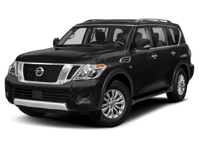 New 2019 Nissan Armada SUV For Sale/Lease Valley Stream, New York