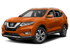 New 2019 Nissan Rogue Hybrid SUV for sale in Denver