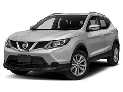 New 2019 Nissan Rogue Sport SV SUV N2285 for Sale near Altoona, PA, at Delaney Nissan of State College