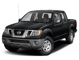 2019 Nissan Frontier PRO 4X 4x4 4dr Crew Cab 5 ft. SB 5A Pickup Truck