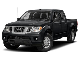 New 2019 Nissan Frontier SV Truck Crew Cab L7249 for sale near Cortland, NY