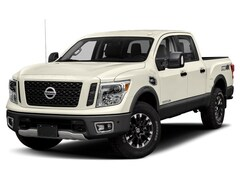 New 2019 Nissan Titan PRO-4X Truck Crew Cab for sale or lease in Triadelphia, WV near Washington PA