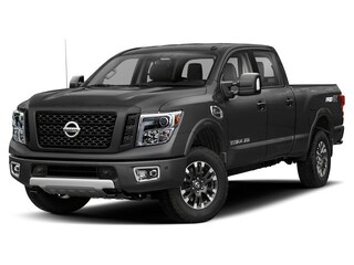 New 2019 Nissan Titan XD PRO-4X Gas Truck Crew Cab for sale in Aurora, CO