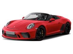 2019 Porsche 911 Speedster Convertible