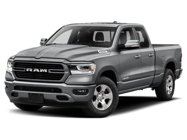 New 2019 Ram 1500 TRADESMAN QUAD CAB 4X4 6'4 BOX Quad Cab for sale in Bronx, NY