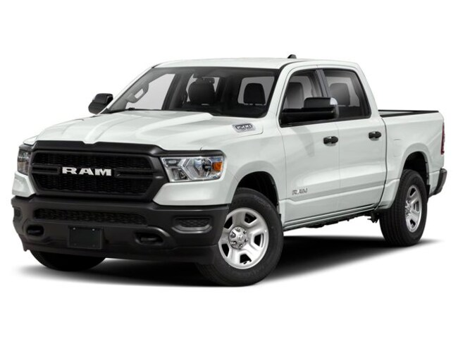New 2019 Ram 1500 TRADESMAN CREW CAB 4X4 5'7 BOX Crew Cab For Sale Pikeville, KY